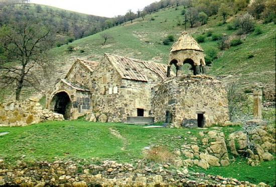 Ardvi, St.John Monastery, 8-17th century
