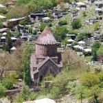 Hayravank, 10th century, Sevan