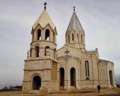 Armenian Churches in Karabagh (Karabakh)