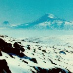Ararat Mountain In Snow