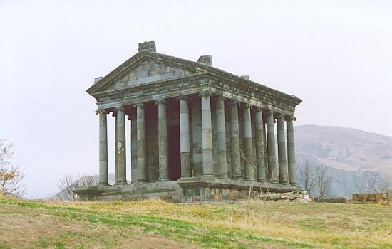 Garni, Pagan Temple, 1st century
