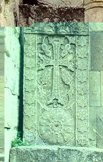 Cross Stone, Goshavank