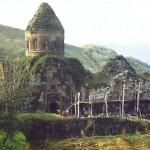 Khorakert Monastery, 13th century, Alaverdi