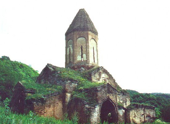 Kiranc Church, 13th century, Ijevan