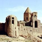 St. Karapet Monastery, 8th-9th century, Abrakunis, Nakhidjevan