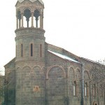 Oshakan, St. Mesrop Mashtots Church, 19th century