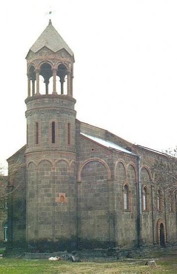 Oshakan, St. Mesrop Mashtots Church, 19th century