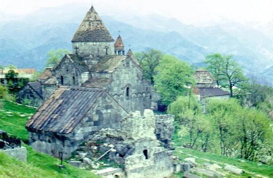 Sanahin Monastery, 10-13th century, Alaverdi