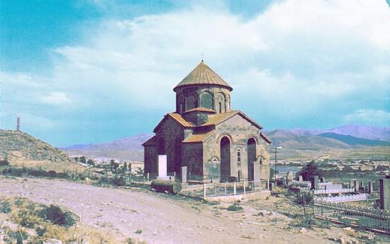 Sisavan, Cathedral, 7th century, Sisian