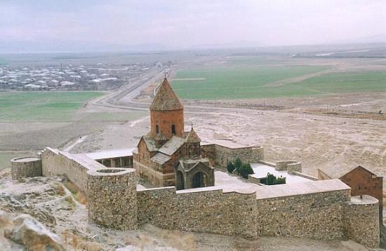Khor Virap Monastery, 17th century