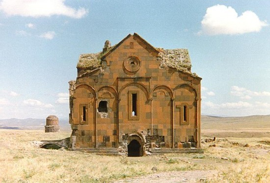 Ani, The Mother Cathedral