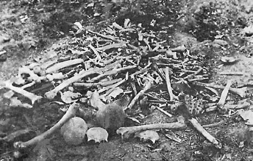 A Relic of the Armenian Massacres at Erzingan