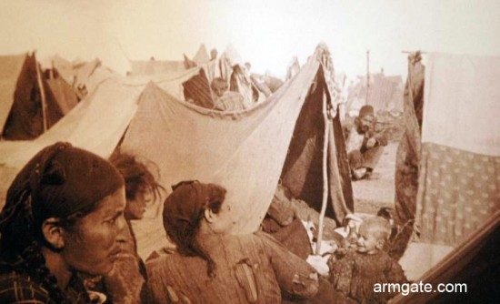 Armenian Genocide Photo