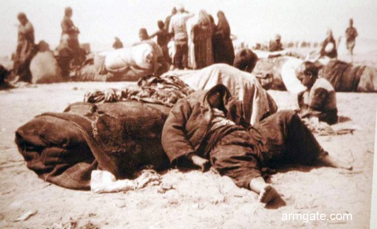 Armenian Genocide Picture