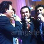 Andy, Kouros and Sharam Shabpareh