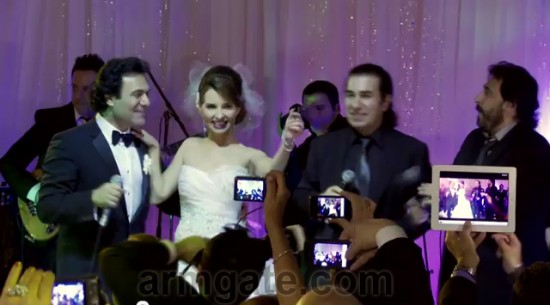 Korous Singing at Andy & Shani Wedding