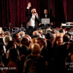 Armenchik singing at Andy & Shani 2nd wedding ceremony on 11-27-11.