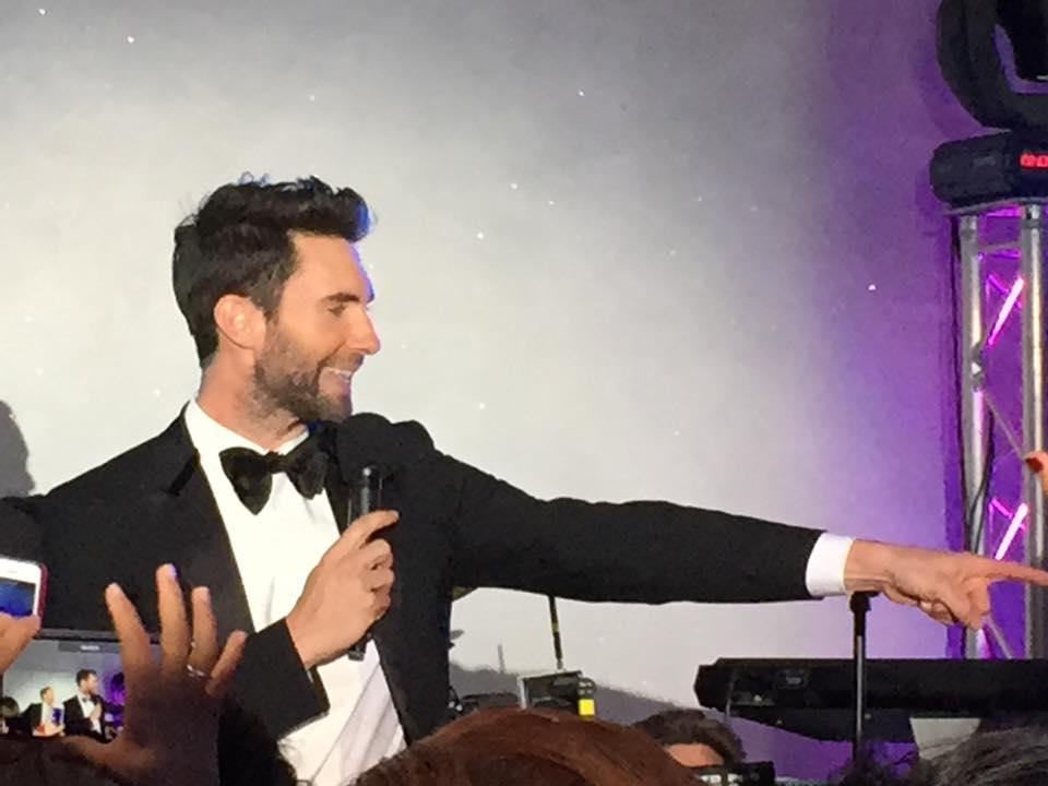Adam Levine and Maroon 5 Crash Armenian Wedding : Gate to ...