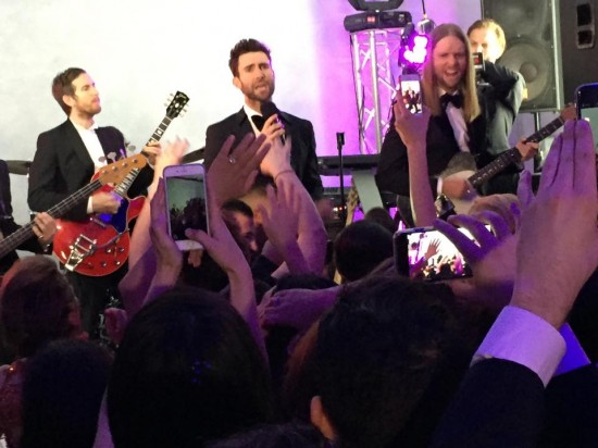 adam levine armenian wedding2